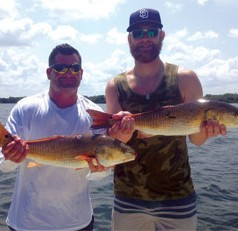 Capt. Ric's Reel Simple Fishing Report