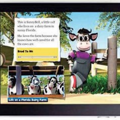 Florida Dairy Famers Releases Free Interactive iPad Application SunnyBell's Florida Dairy Farm Adventure now available on iTunes