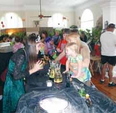 Halloween Social at Palmetto Historical Park