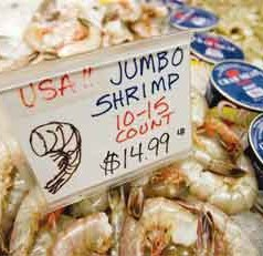 UF/IFAS survey: We like seafood, but we don't eat enough