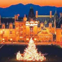 CHRISTMAS and more at THE BILTMORE ESTATE