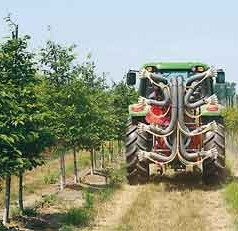 New Sprayer Technology Reduces Pesticide Use