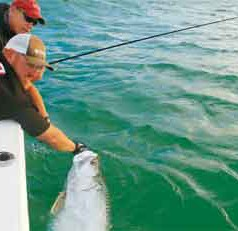 Early Tarpon Fishing Is Starting To Show Up