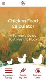 Justin Fowler, an assistant professor in the Department of Poultry Science at the University of Georgia, recently released an app that will help midscale poultry producers mix the right ratio of feed ingredients needed to maintain a healthy flock. FeedMix, funded by a grant from the World Poultry Foundation, was released for both Apple and Android platforms at the end of August. Image credit: Justin Fowler.