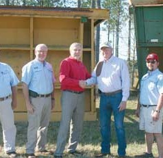 South Georgia cotton gin donates equipment to UGA's C.M. Stripling Irrigation Research Park
