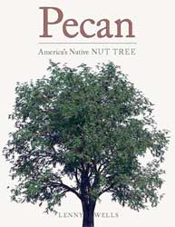 Cover of Lenny Wells' book about pecans.