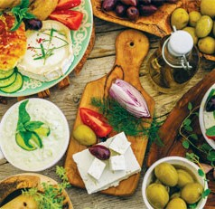 Mediterranean-style diets linked to better brain function in older adults