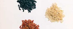Colored Rice May Brighten the Menu for Diabetics in the Future
