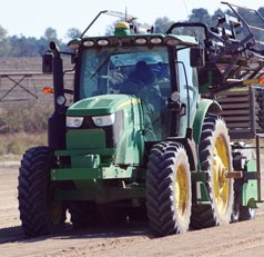 UGA Extension studying effect of PlantTape technology on planting onions
