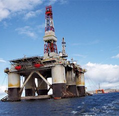 Talking to a Wall: Offshore Drilling Plan Draws Protests